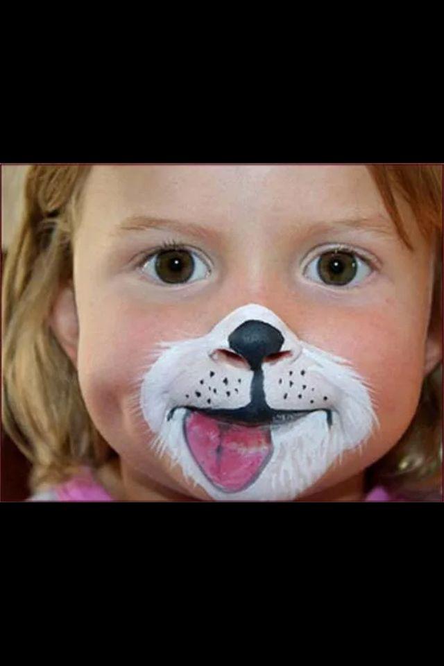 schminken kinderschminken pinterest kinderschminken fasching und kind. Black Bedroom Furniture Sets. Home Design Ideas