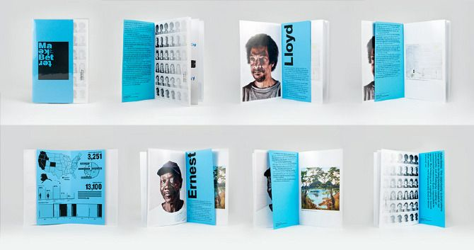 poster book fold - Google Search