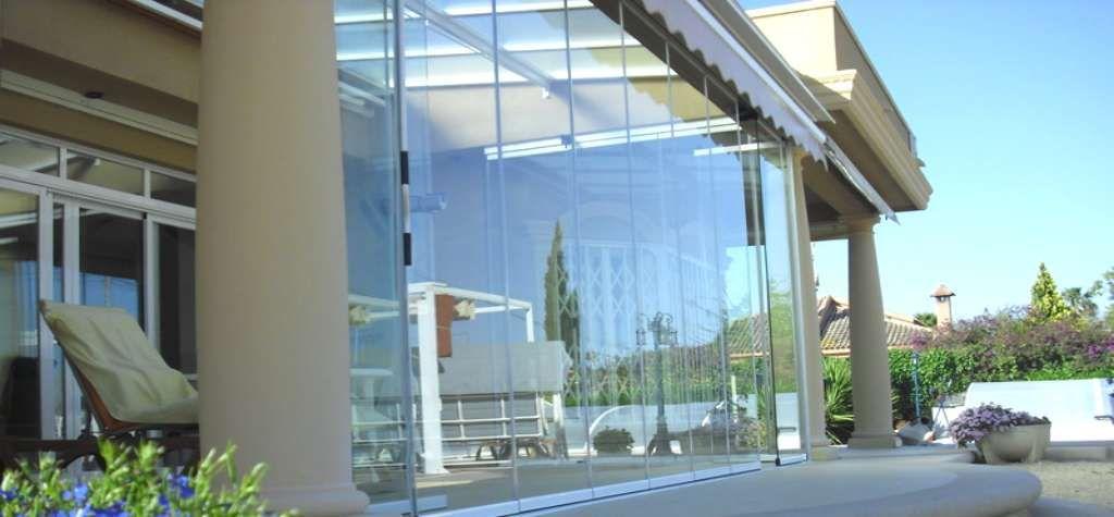 Venta online cerramientos de terrazas cristales para terrazas cortinas de cristal - Cristaleras para terrazas ...
