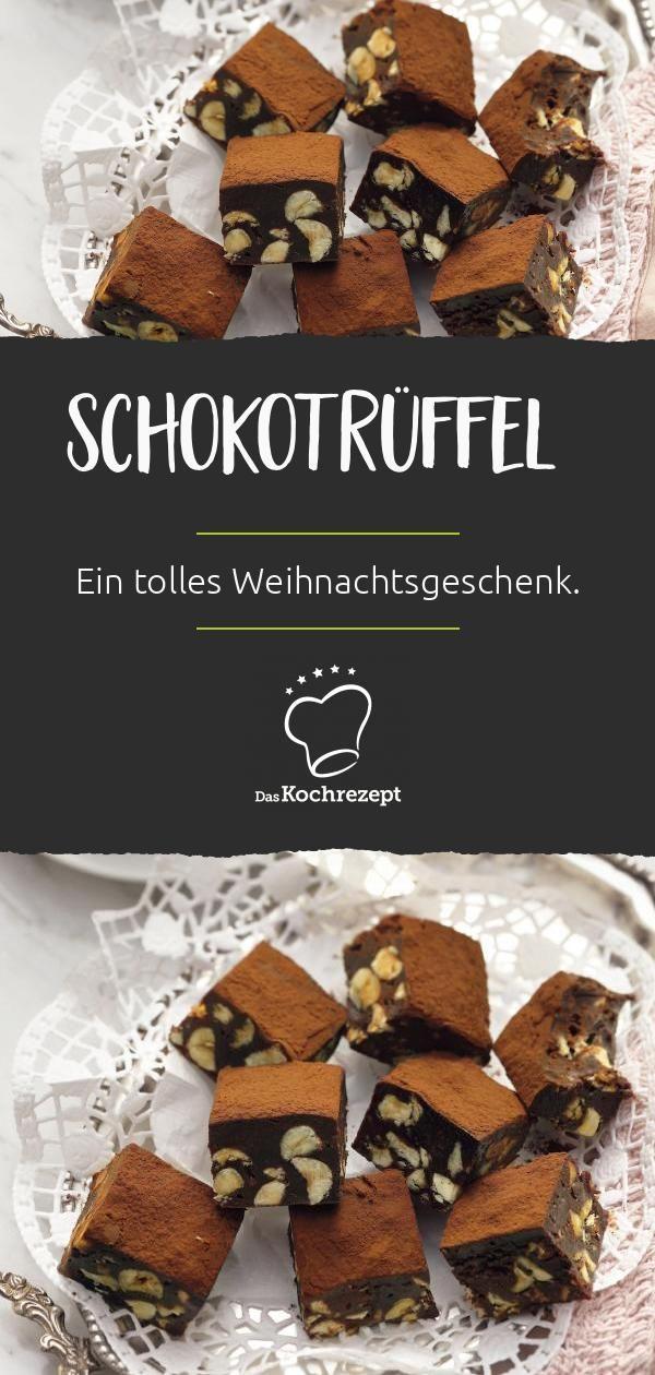 Schokotrüffel (Tartufo al cioccolato)