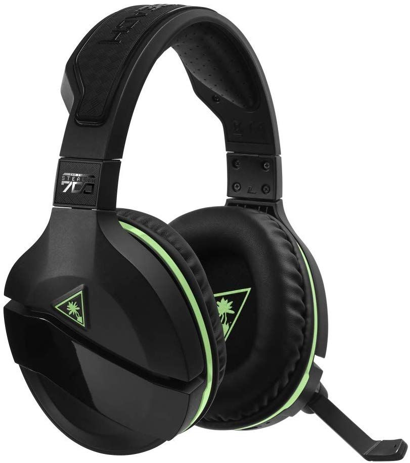 Xbox Direct Wireless Enjoy A Direct Connection From Your Headset To Your Console No Wires No Base Stati Wireless Gaming Headset Gaming Headset Turtle Beach