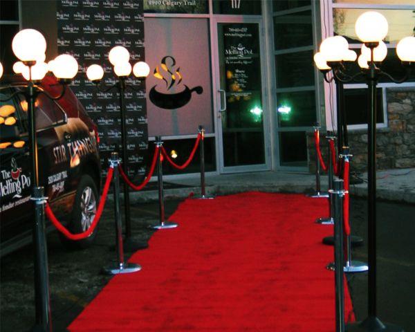 Red Carpet Event Atlanta Rental Red Carpet Event