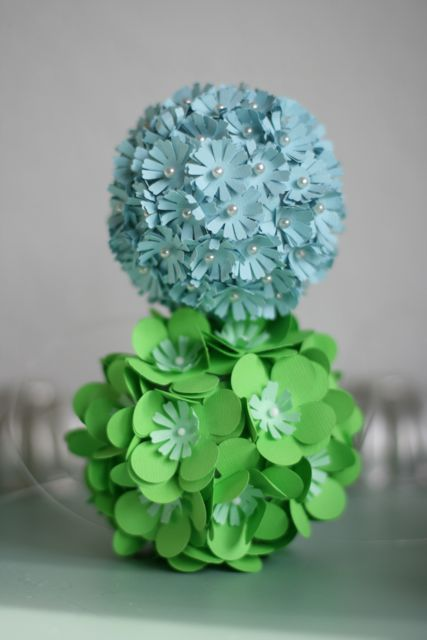 Paper Decoration Balls Stunning Paper Flower Balls  Thinking Wire Flowers Crafts  Pinterest Design Ideas