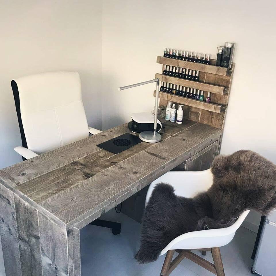 Designer Salon Tafel.Manicure Tafel Yuan Retail Woodchoice In 2019 Home