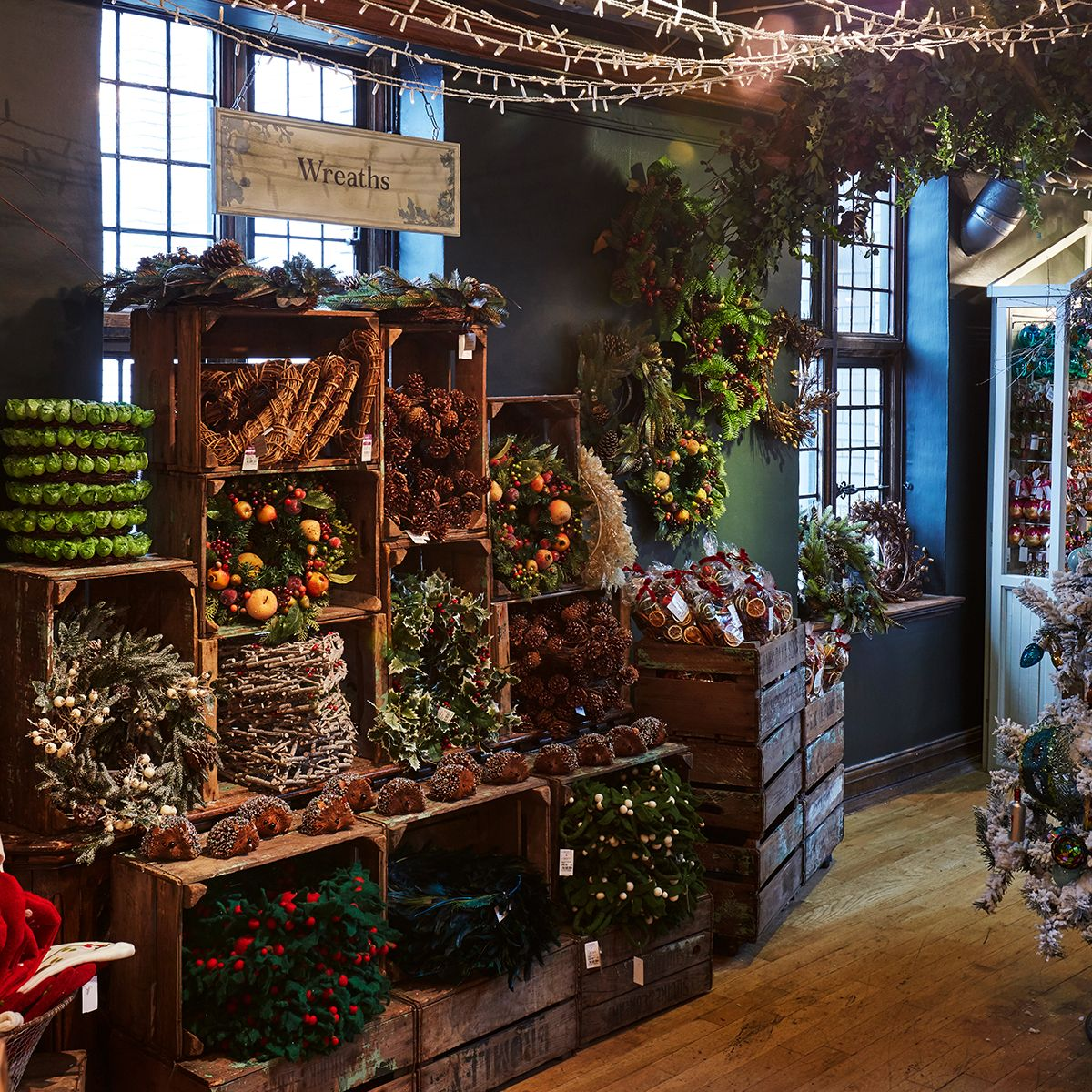 Liberty London Christmas Shop #LibertyChristmas