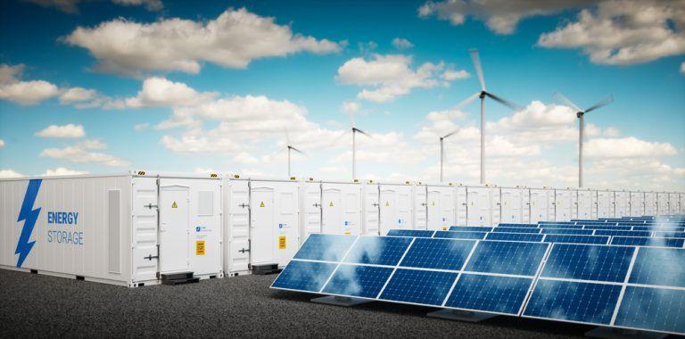 Almacenamiento De Energia El Mercado Esta Listo Para El Boom Almacenamiento De Energia Energia Renovable Energia