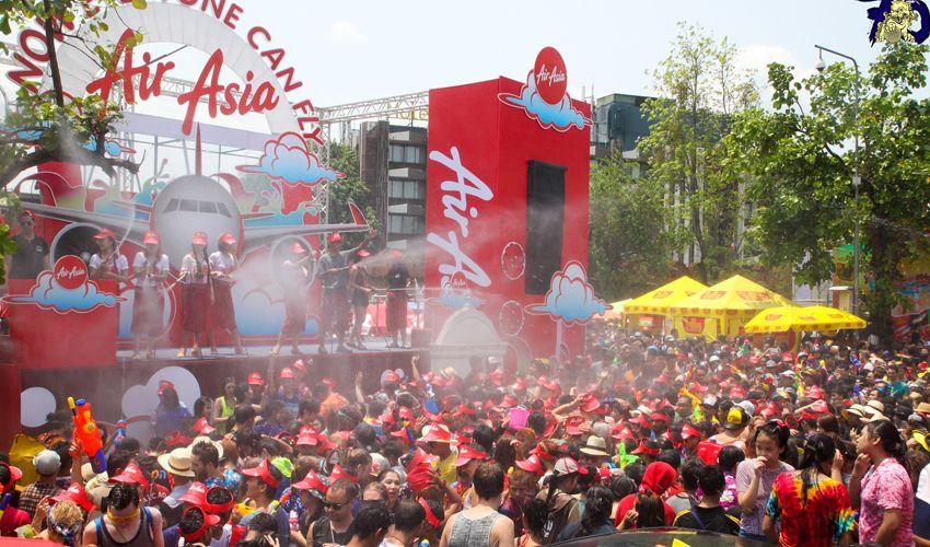 Songkran Celebrations In Malaysia Songkran Festival Kuala