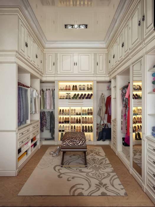 Fotos De Closets Modernos Por Sweet Home Design