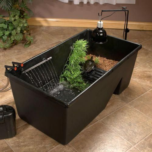 Zoo Med Turtle Tub Kit in Pet Supplies, Reptile Supplies