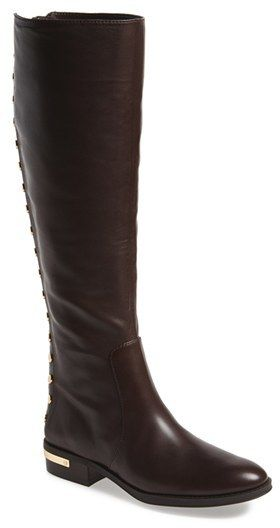Vince Camuto 'Parshell' Studded Tall Boot (Women)