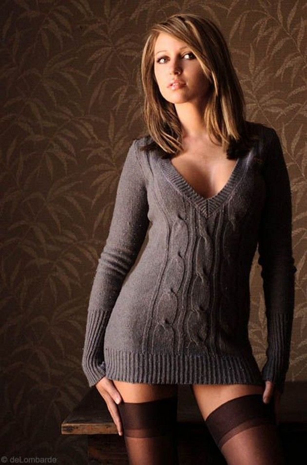 Hot Girls In Sweaters 21 Where Dreams Are Sexy Sexy Dresses