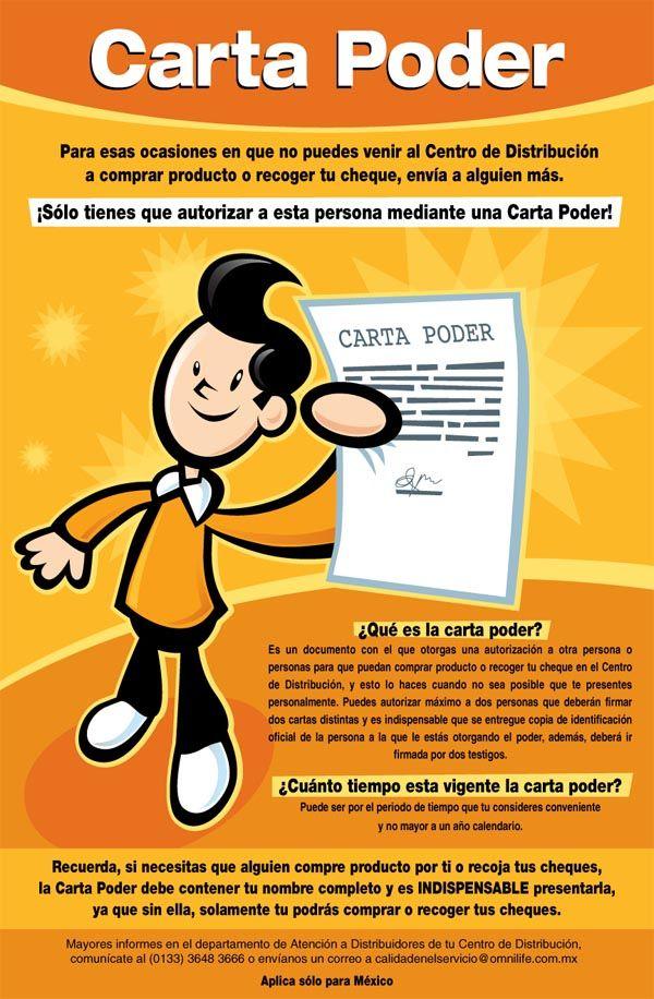 Carta poder | Español 2°, Bloque V | Pinterest