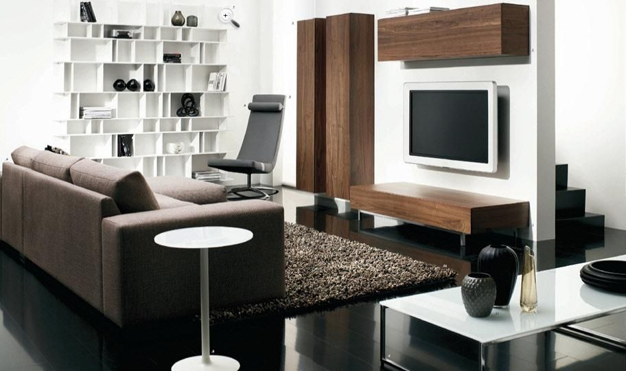 Contemporary Living Room Furniture. 20 Contemporary Living Room Design  Ideas Furniture