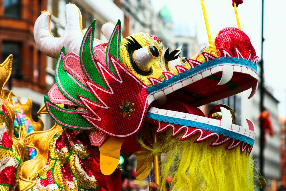Chinese New Year Starts January 31st Chinese new year