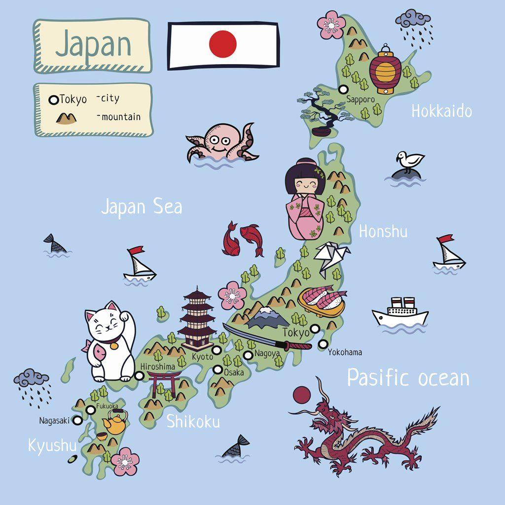 Eine Reise nach Japan - was du wissen musst #holidaytrip