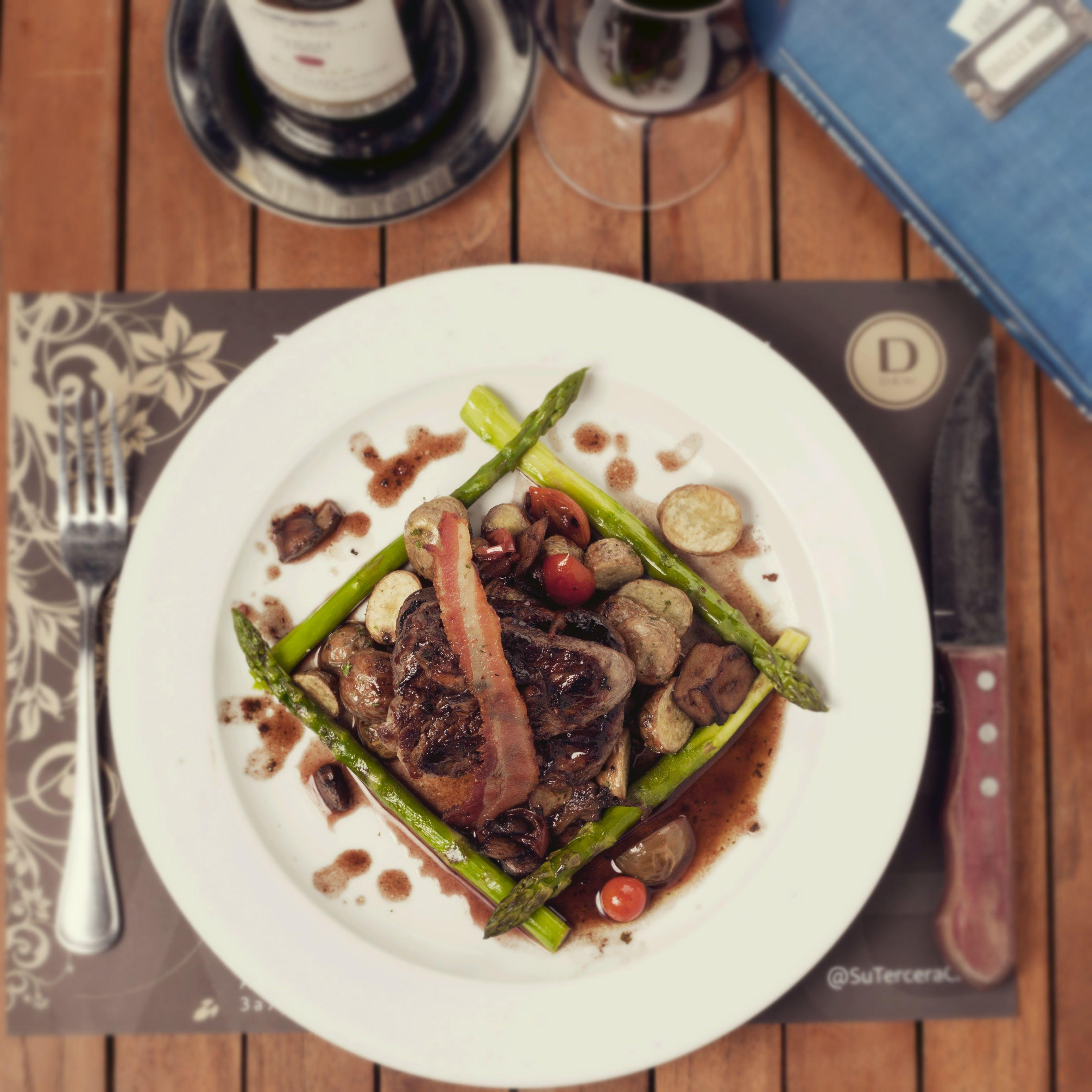 Tournedos Chasseur #Gourmet #Food #SuTerceraCasa