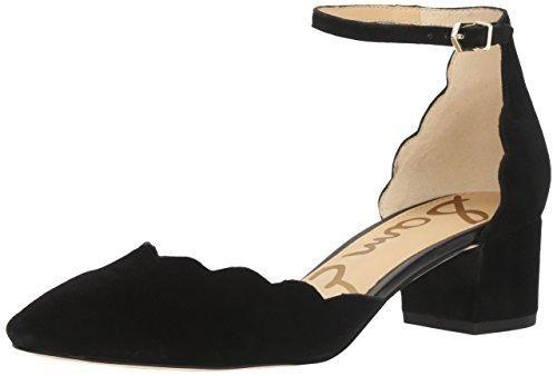 7ee234ca8fa71 brand quality fashion sam edelman lara ankle strap pump women cozy ...