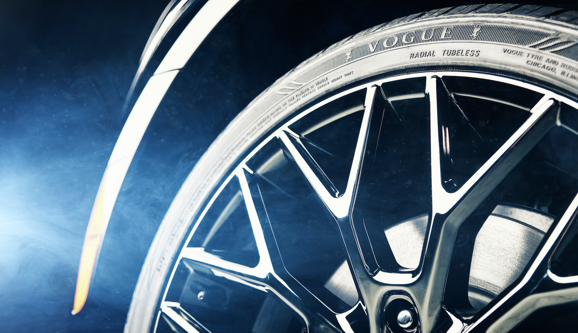 Vogue Signature V Black - The ultimate blackwall tyre!   All about ...