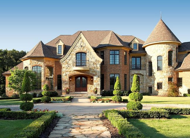 French House Styles Design