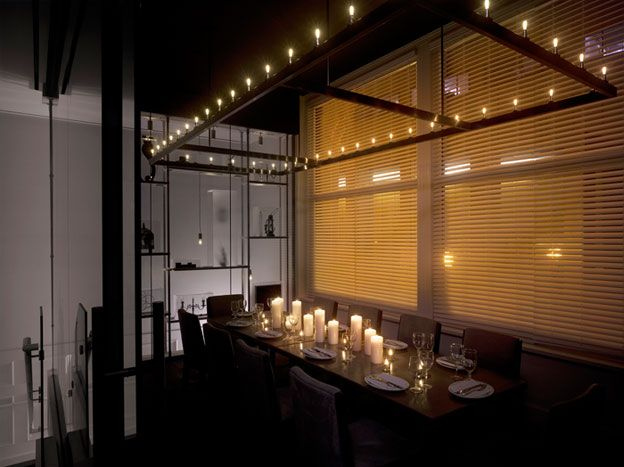 The Glassenclosed Private Dining Room Seats 16 Lighting Inspiration Boston Private Dining Rooms Inspiration Design