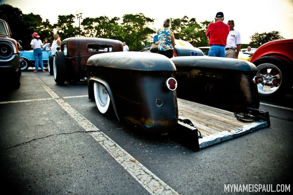 Rat rods may not be pristine, but they\'ve inspired the hearts and ...