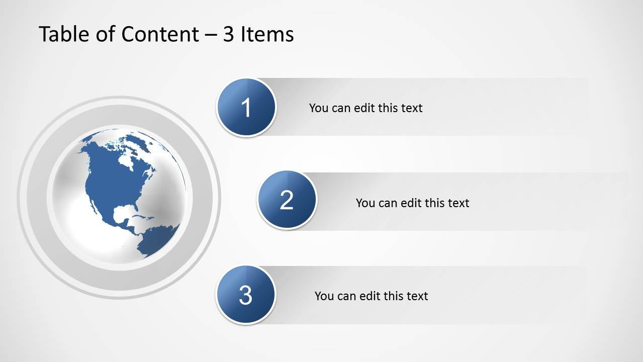 Table Of Content Slides For Powerpoint Slidemodel Simple Powerpoint Templates Powerpoint Powerpoint Templates Design