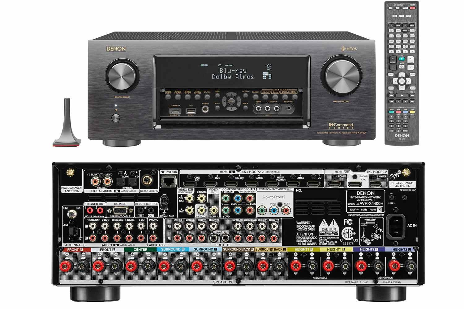 The 3 Best High End Home Theater Receivers Of 2020 Home Theater Receiver Home Theater Sound System Home Theater