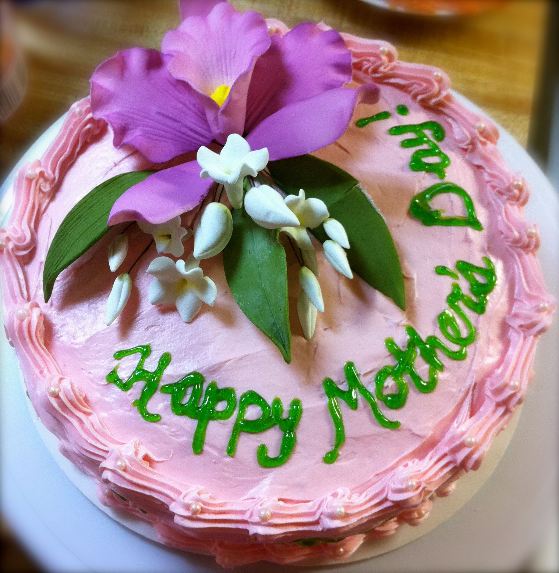 26+ Birthday cake for mother in law ideas