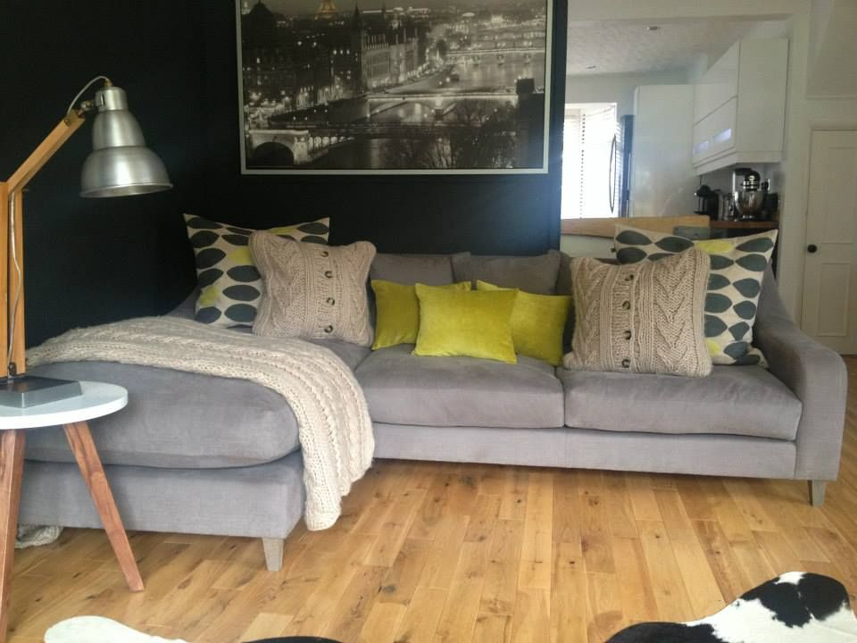 Oscar Chaise Sofa From Loaf Com Gorgeous And Soooo Comfy And Snuggly Home Living Room Flat Furniture Living Room Sofa