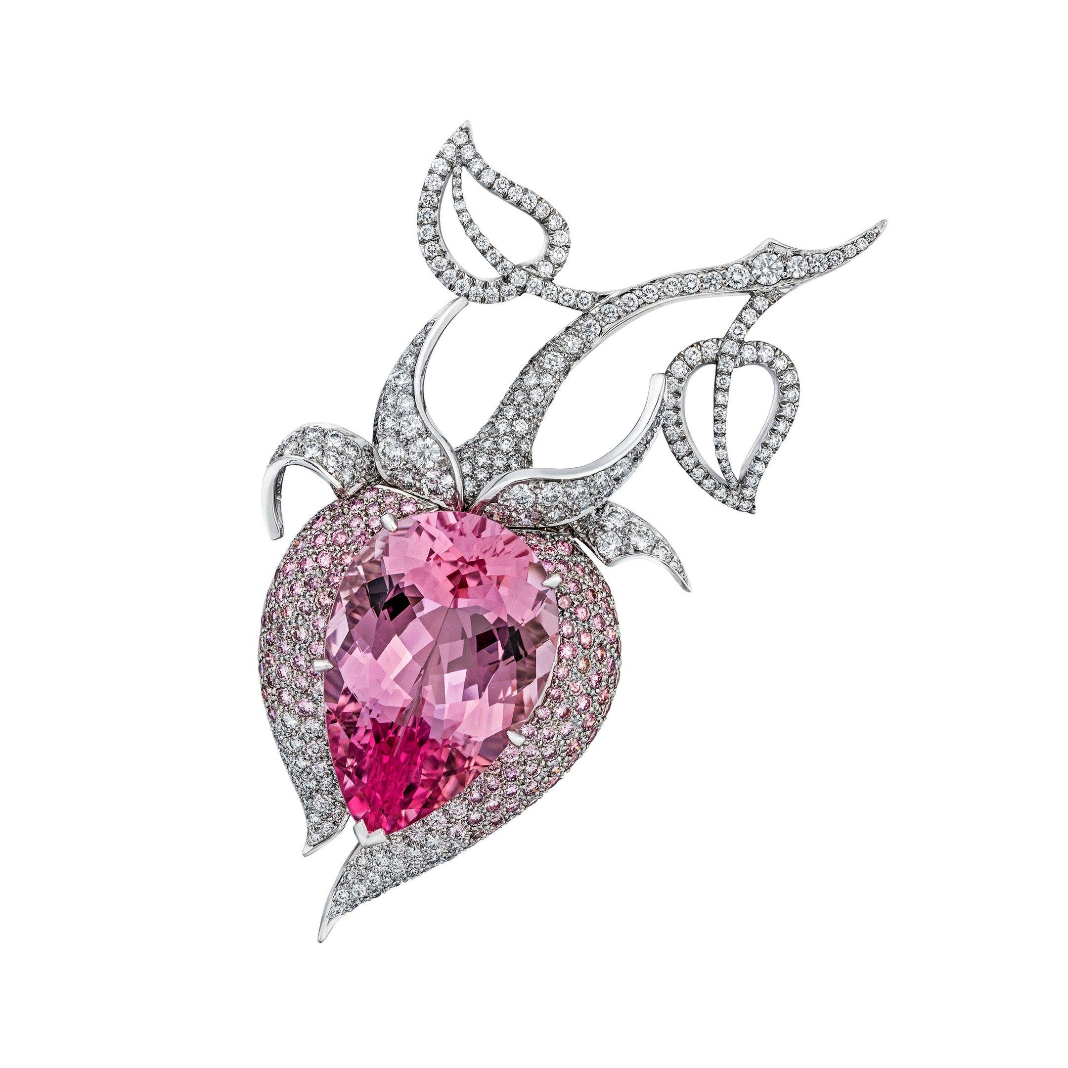 Around The World In Luxury Jewellery Brazilian Morganites