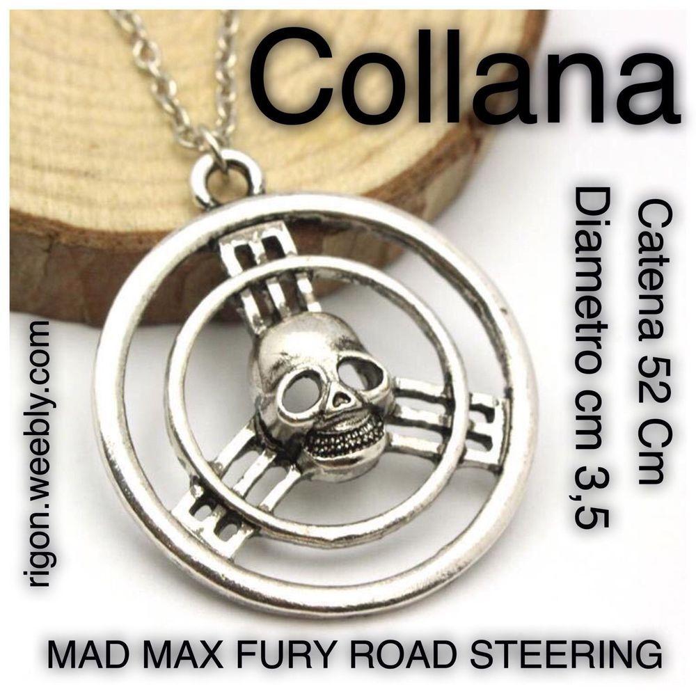 COLLANA MAD MAX FURY ROAD STEERING