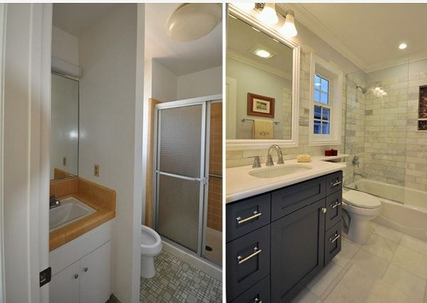 4 Stunning And Comfortable 5x8 Bathroom Remodel Ideas Bathrooms Remodel Beautiful Bathroom Designs Bathroom Styling