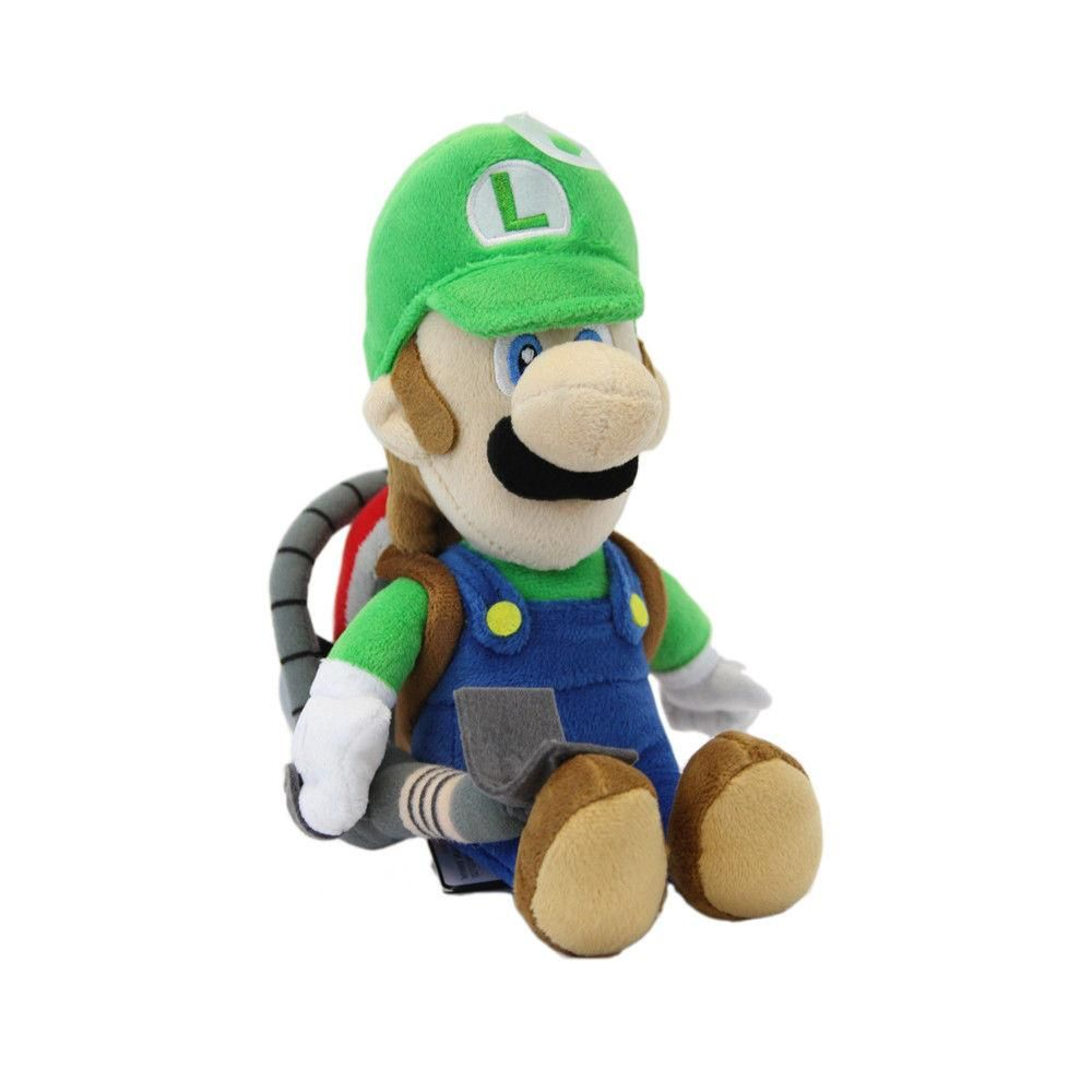 Little Buddy Mario Luigi S Mansion Ghost Vacuum Poltergust
