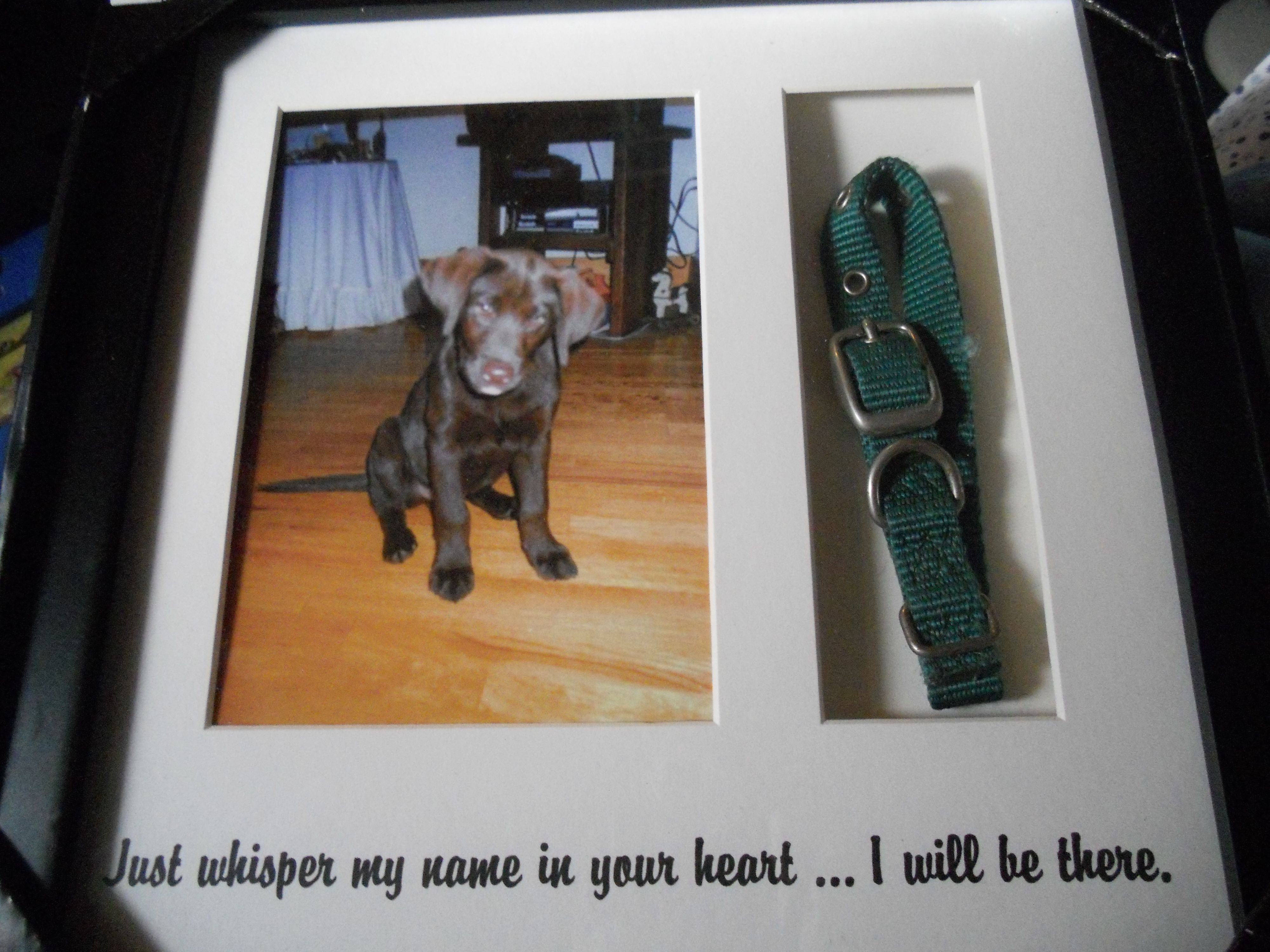 One of the best Christmas gifts I have ever received in memory of my baby <3