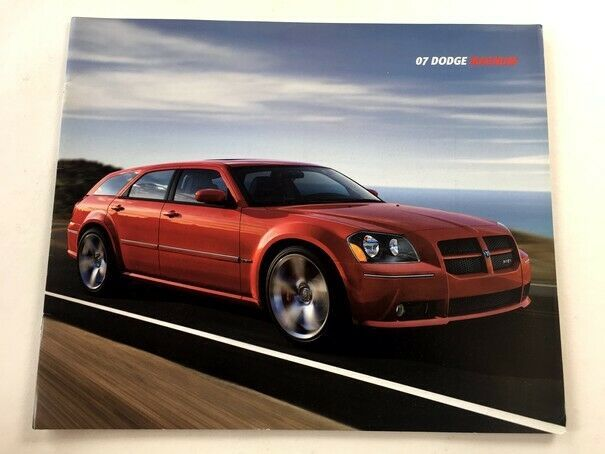 Advertisement Ebay 2007 Dodge Magnum 26 Page Deluxe Car Sales