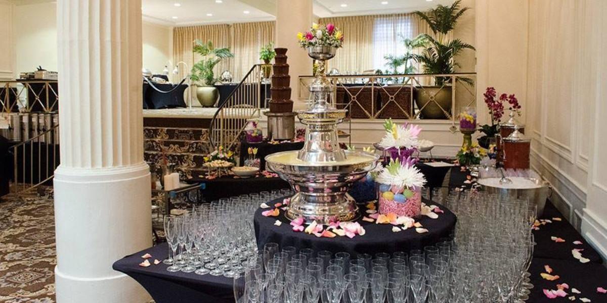 Hotel Blackhawk Weddings