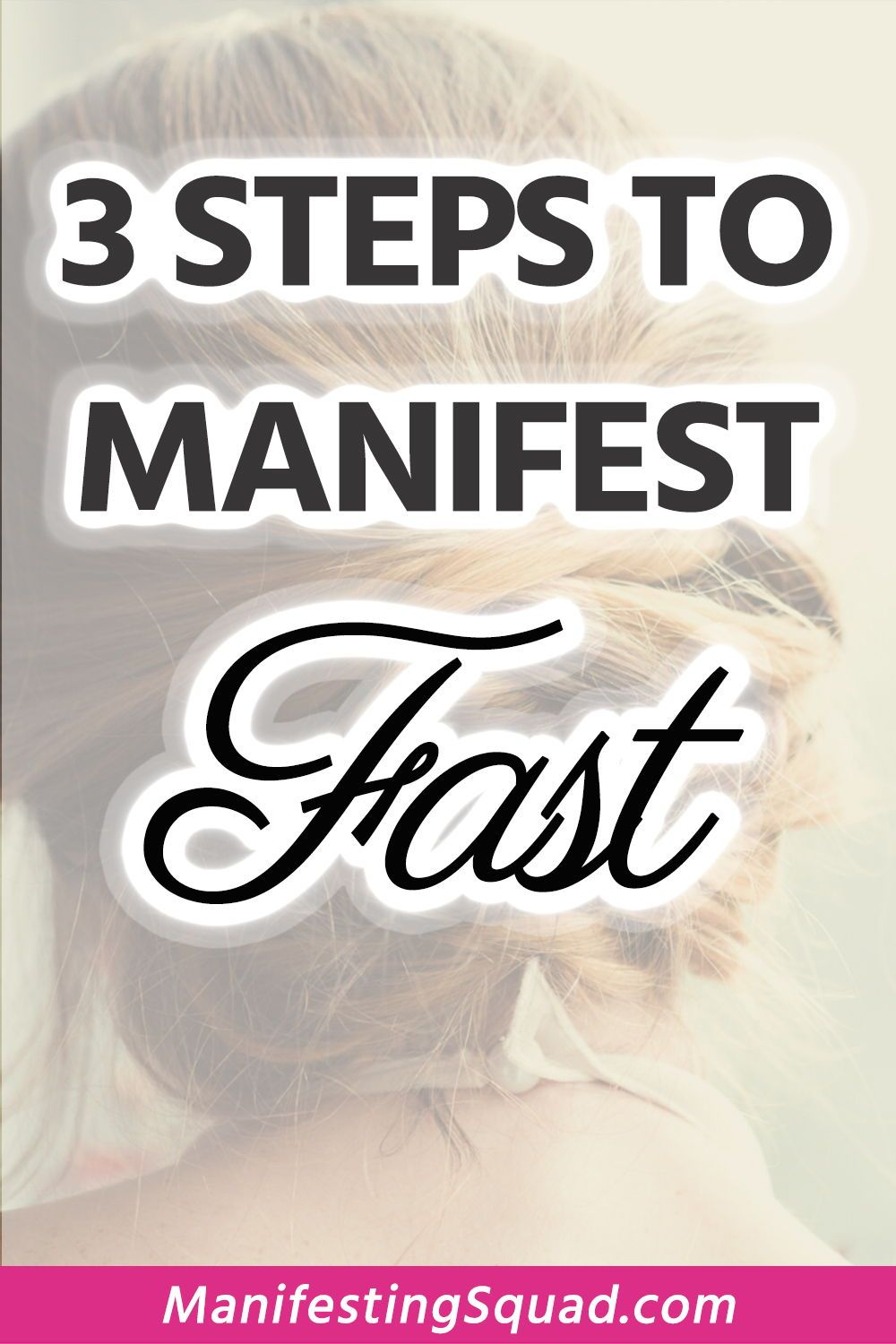 How to manifest fast in 2020 How to manifest