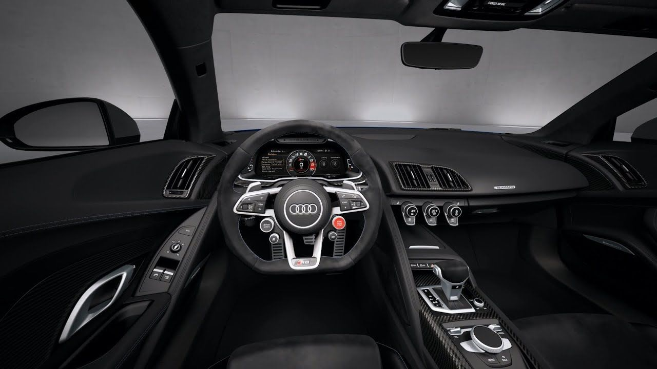 Awesome Audi R8 Interior 2020 And Review In 2020 Audi R8 Interior Audi R8 Audi R8 V10