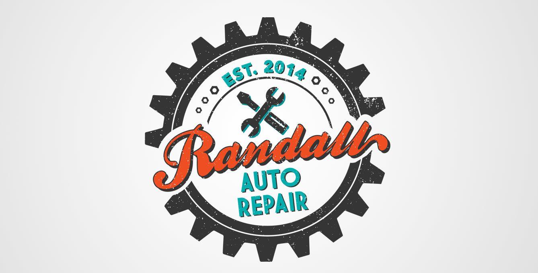 Randall Auto Repair Logo Saskatoon Logos Design Mechanics Logo