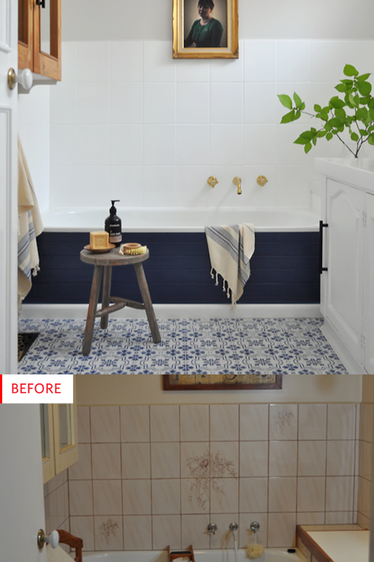 Before After One Of The Best 2k Bathroom Makeovers We Ve Ever