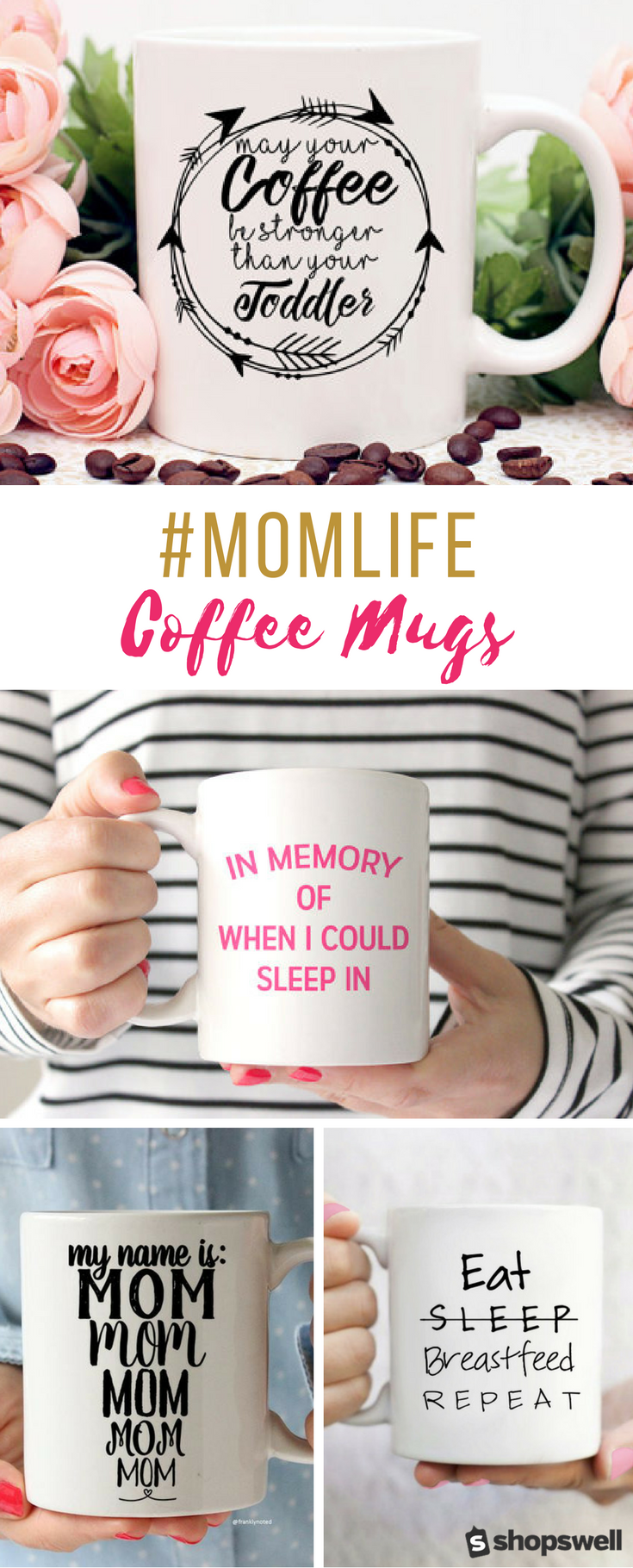 12 Coffee Mugs Moms Everywhere Will Totally Understand