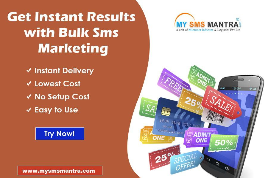MySMSmantra's bulk SMS service in India is known for the