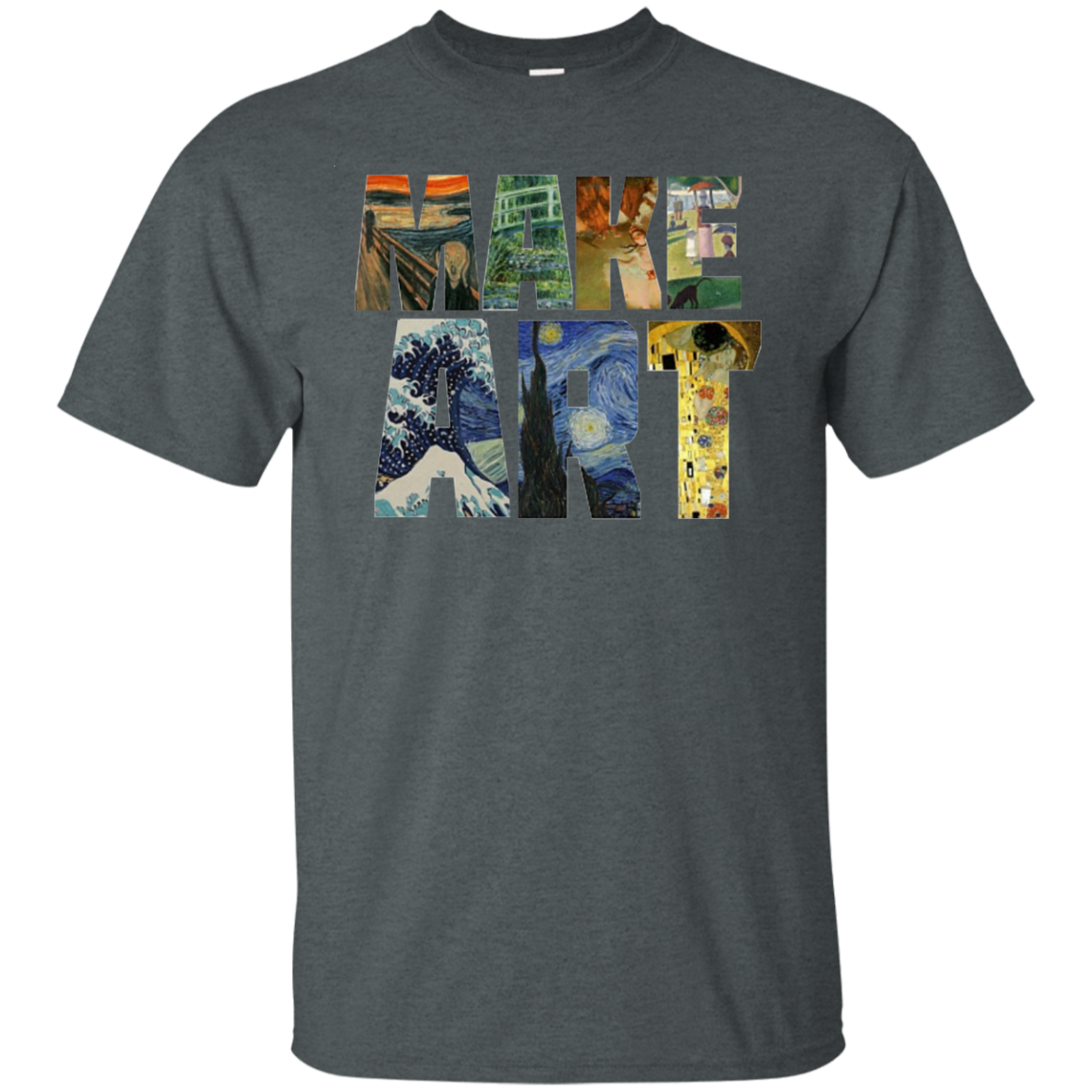 Make Art Best Selling TShirt (With images) Shirts, How