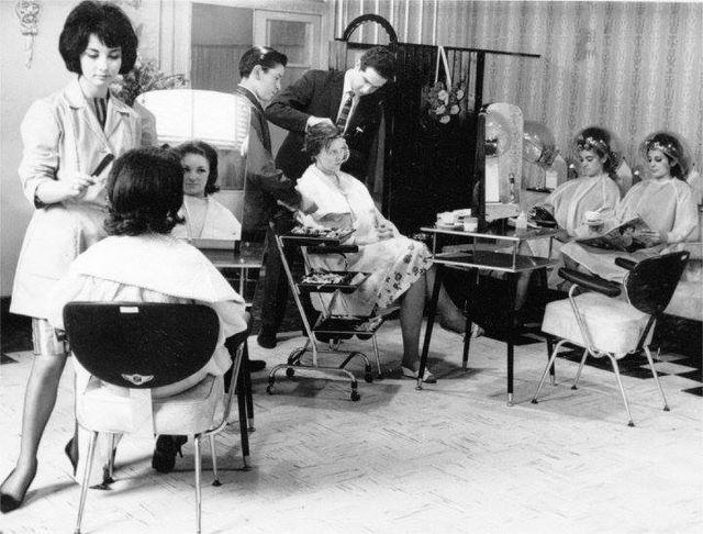Vintage friseur dortmund