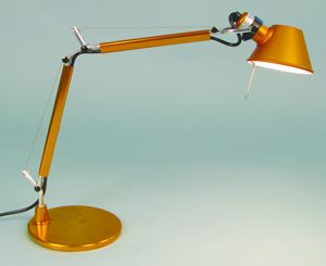 Artemide Tolomeo Micro Table Or Desk Lamp Color Series Michele De Lucchi Giancarlo Fassina Contemporary Eclecti Modern Desk Lamp Tolomeo Lamp Desk Lamp