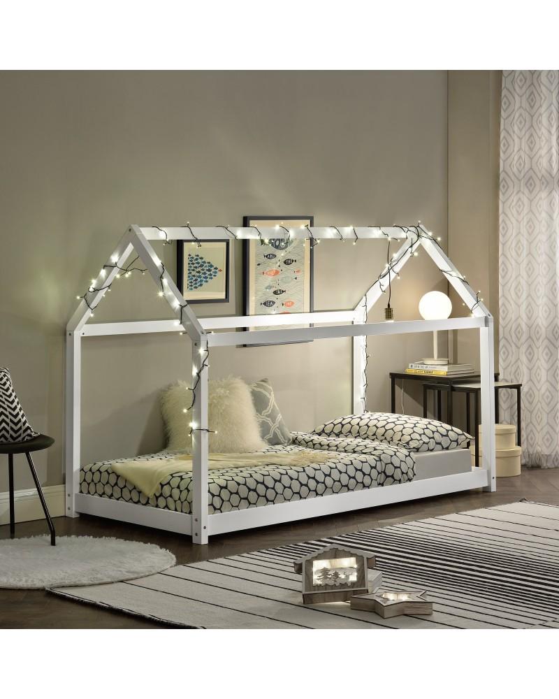 Il Parco Delle Camerette letto singolo montessori casetta - 90 x 200 cm nel 2020 (con