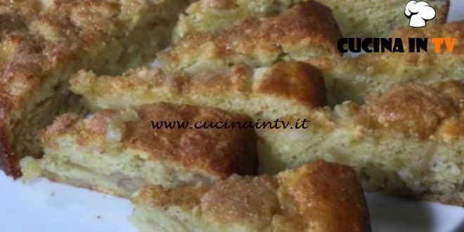 Torta Mele E Banane Ricetta Ricette Viste In Tv Pinterest