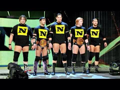 Wwe Nexus Vs John Cena Team Nexus (2010) (V...