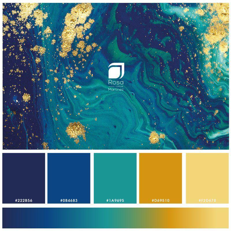 Colors Pallett - Paleta de colores