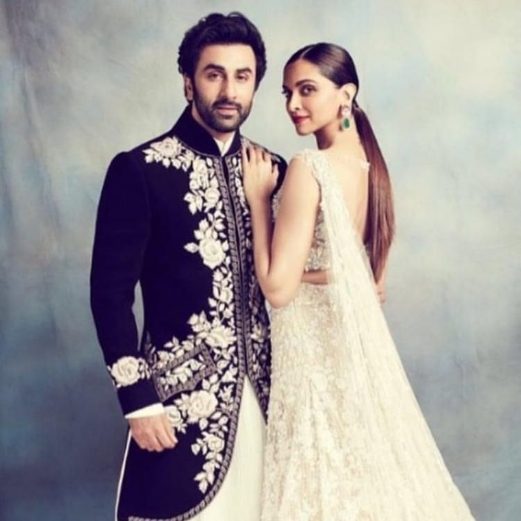 Deepika Padukone Ranbir Kapoor New Movies Latest News Bollywood Bollywood Deepika In 2020 Pakistani Bridal Dresses Bridal Outfits Celebrity Wedding Dresses